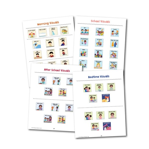 To-Do-Visual-Schedule-Collection-Volume-1