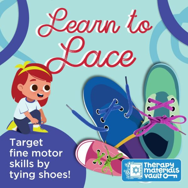 lacing shoes fine motor