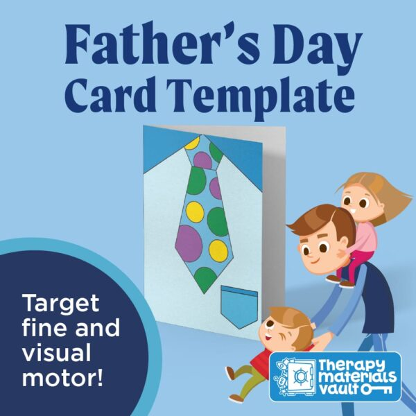 Father's Day Card Activity