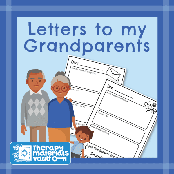 Letters to my Grandparents