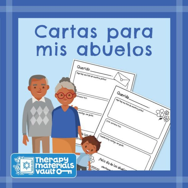Cartas para mis Abuelos (Letters to My Grandparents)