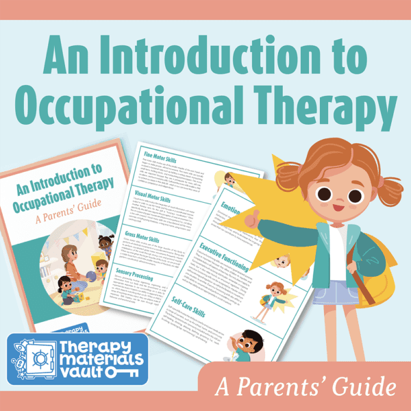 parent's guide to occupational therapy