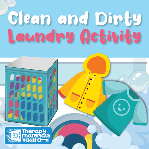 Clean and Dirty Laundry Activity